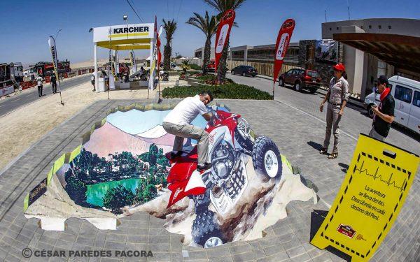 Dakar Series Peru