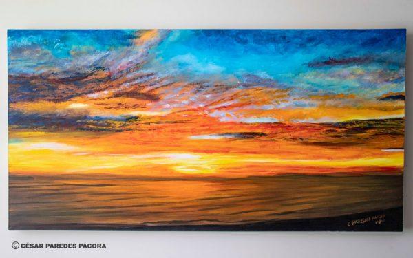 Sunset – Magdalena del MAr