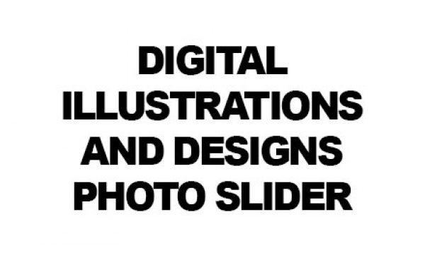 Digital illustration and designs